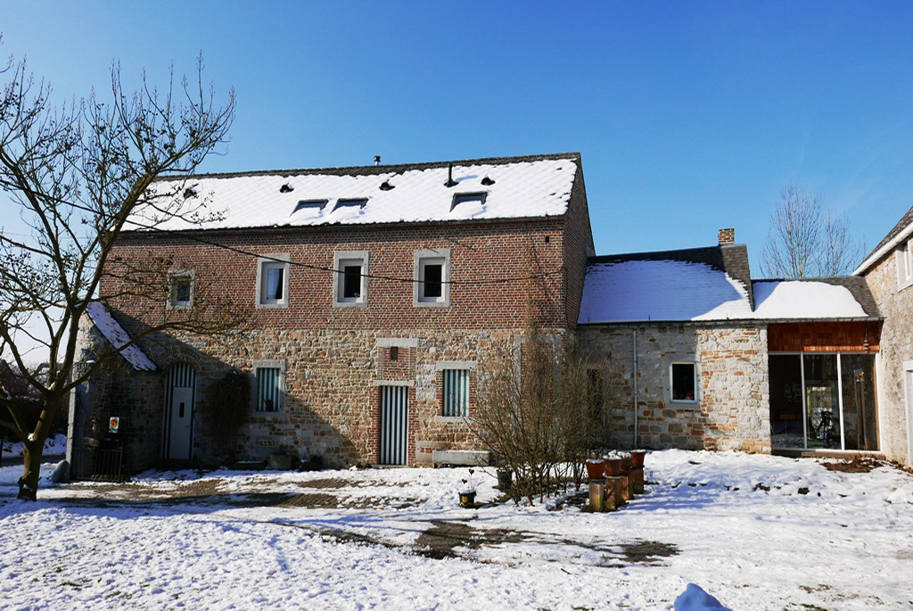 Ancienne Ecole hiver