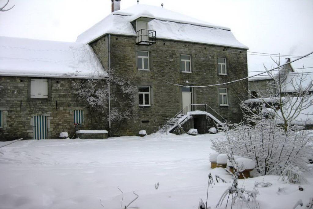 The Castle winter